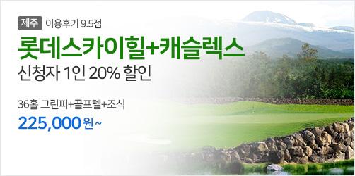 4월 롯데스카이힐+캐슬렉스 20%